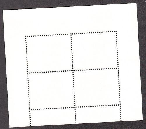 sellos block subenir europa 1979 mint
