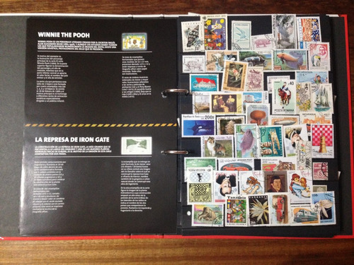sellos coleccion sellos