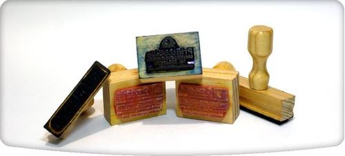 sellos de goma envio $59 por dhl