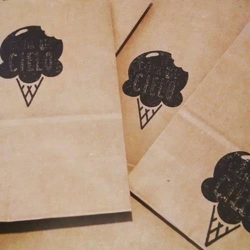 sellos de goma personalizados bodas souvenirs 30cm2 cajas
