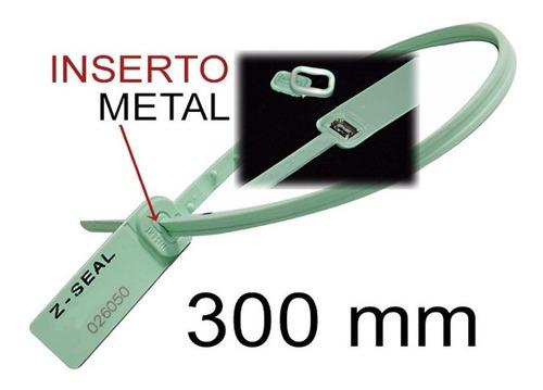 sellos de seguridad 1,000 piezas. 30 cm largo. inserto metal