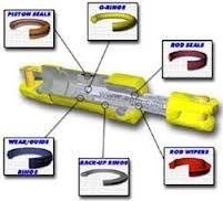sellos hidraulicos y estoperas