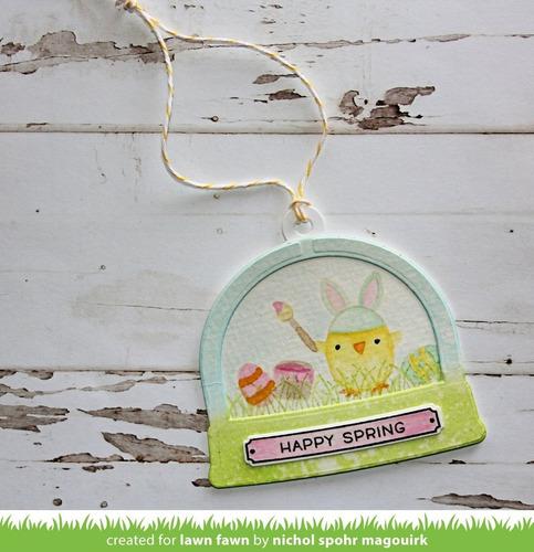 sellos lawn fawn scrapbook manualidades ready set shake
