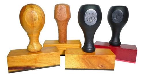 sellos personalizado automatico sello de madera personalizdo