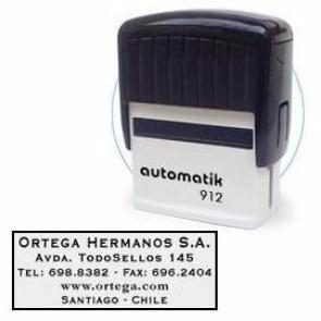 sellos personalizados entrega 24 horas en chacao