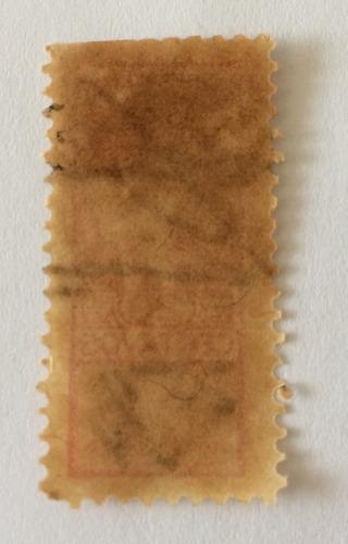 selo fiscal brasil imposto do selo 0,20 1954