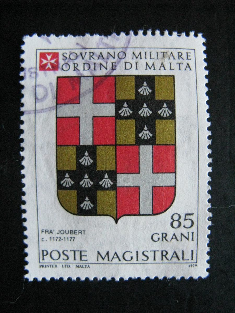 Selo Regular - Ordem De Malta - 85 Grani