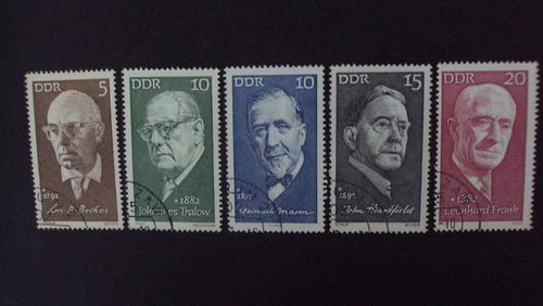 selos alemanha oriental