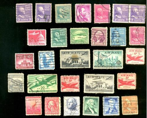 selos estados unidos arremate now raros e antigos filatelia