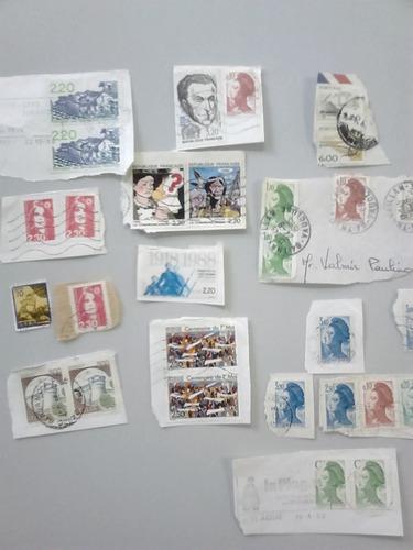 selos postais europeus