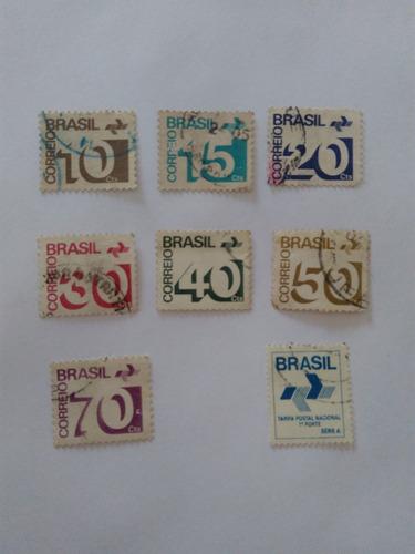selos raros do brasil