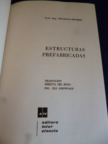 seluianov drabkin - estructuras prefabricadas 3l