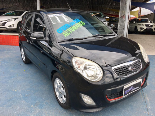 sem entrada - kia / picanto ex3 1.0 aut 2011