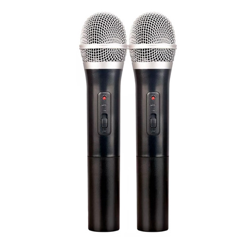 sem fio microfone vokal