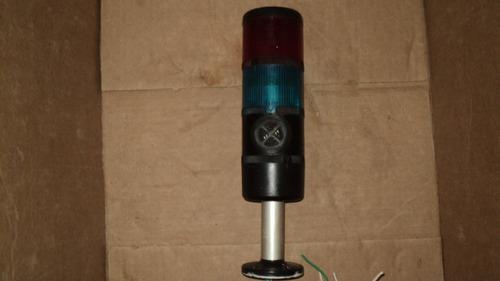 semaforo alarma con modulo sonoro