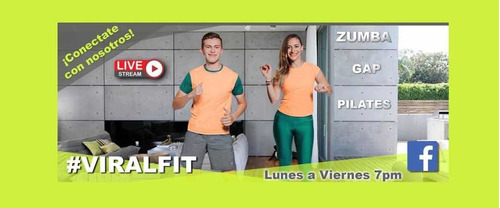 semana 5 clases #viralfit coco y fer
