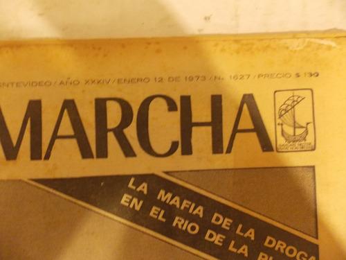 semanario marcha 1627, 12 de enero de 1973