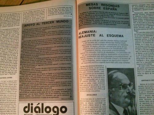 semanario opción nº 40 13/10/1982
