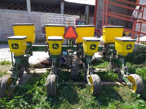 sembradora 4 surcos john deere max planter 1010 oferta