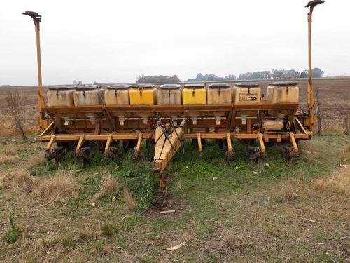 sembradora agro-metal tx 9a52 fertilizacion simple  tpea