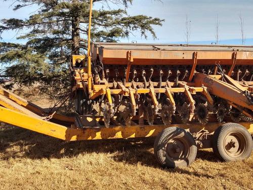 sembradora agrometal gx3 25a17.5cm con alfalfero    tpea
