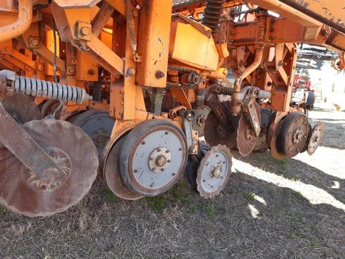 sembradora agrometal inter ii 29 a 21 cm