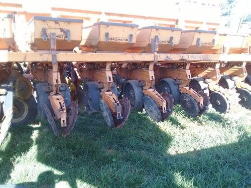 sembradora agrometal tx