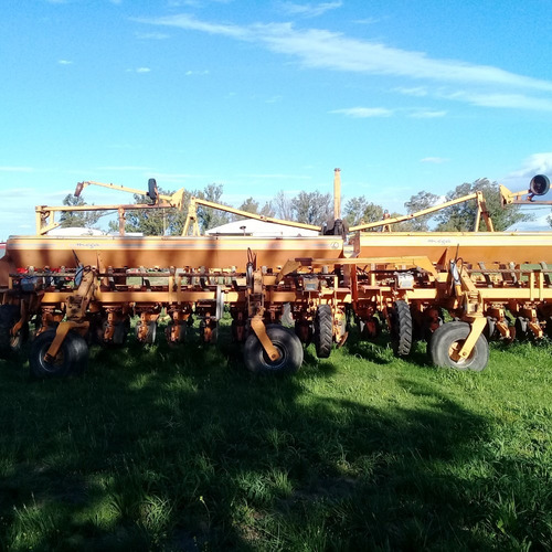 sembradora agrometal tx mega de 22 a 52cm estandar año 2002