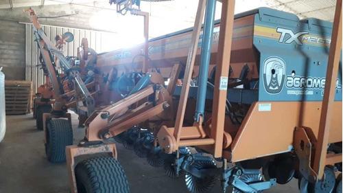 sembradora agrometal txn mega de 22 a 52cm fs año 2013