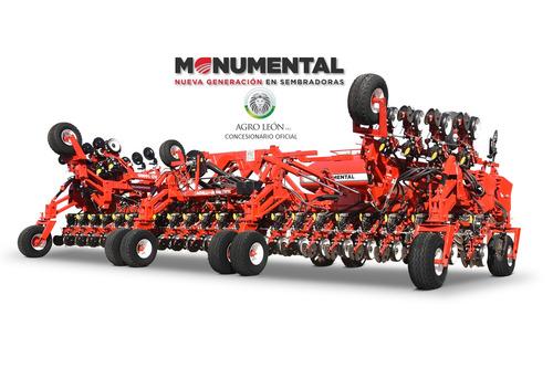 sembradora air drill monumental con equipo matermacc