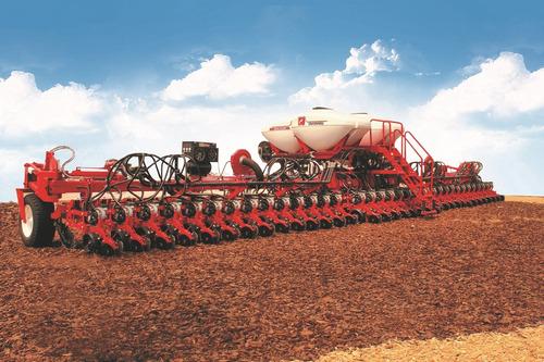 sembradora de grano grueso crucianelli plantor