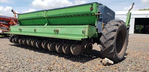 sembradora de granos finos deutz agroline, año 1994