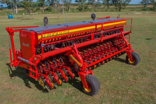 sembradora de granos finos super walter w1770 serie iv
