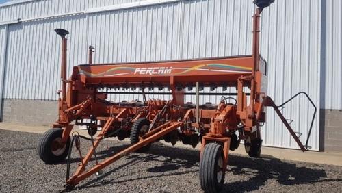sembradora de granos gruesos fercam, año 2003