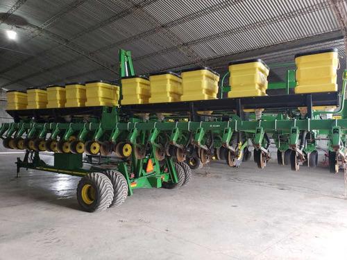 sembradora de granos gruesos john deere, año 2010