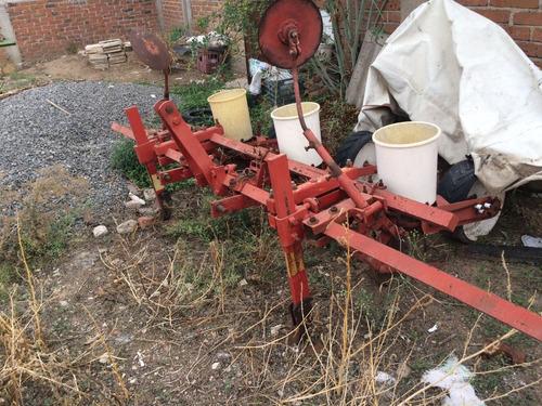 sembradora de maiz, sembradora