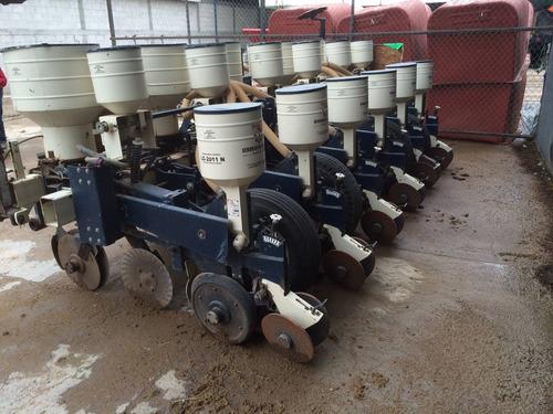 sembradora de maiz;  sembradora de presicion de maiz