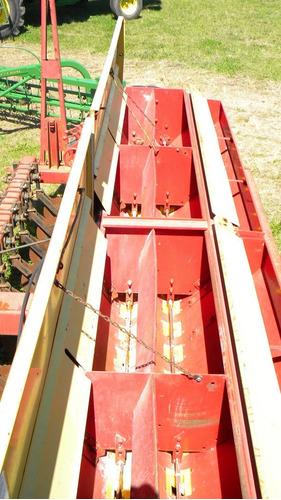 sembradora de siembra directa bertini