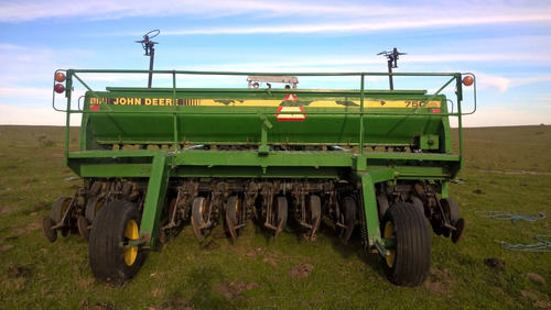 sembradora directa 750 john deere - 24 líneas -