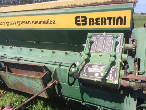 sembradora directa bertini 8000 invierno verano doble disco