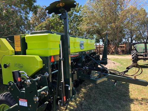 sembradora directa bm -origen brasil- de 7 a 23 líneas