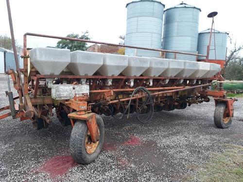 sembradora directa migra 9 surcos a 52