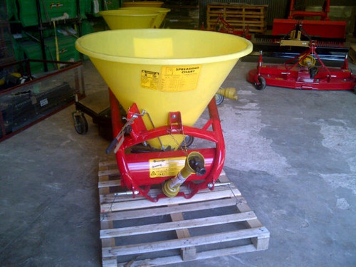 sembradora / fertilizadora / abonadora. excelente calidad.