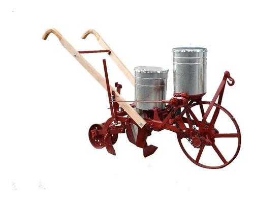 sembradora fertilizadora de tiro animal