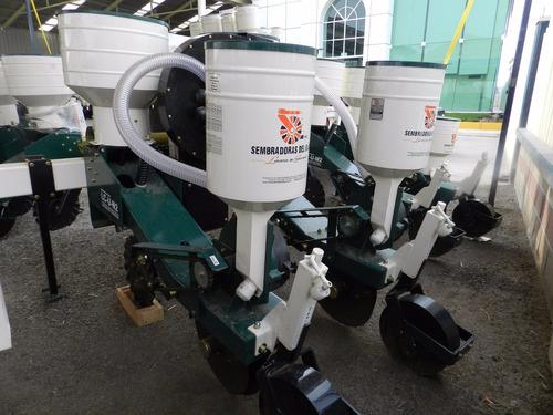sembradora fertilizadora precision neumatica marca del bajio