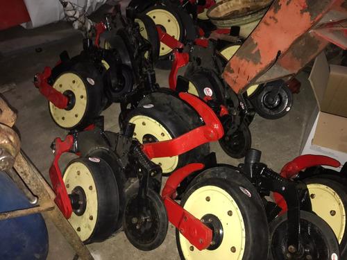 sembradora giorgi d 10 36 líneas doble disco pronta