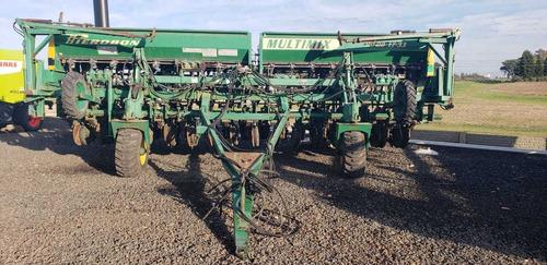 sembradora granos finos pierobon, año 2008