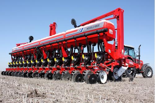 sembradora granos gruesos autotrailer para soja