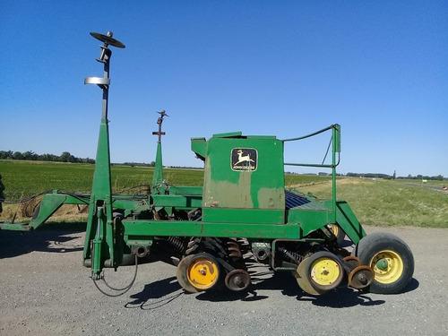 sembradora john deere 750, año 1996