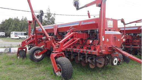 sembradora monumental 6750, granos finos y granos gruesos